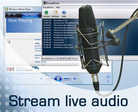 Setting SHOUTcast V2 Multi Stream Di WinAmp